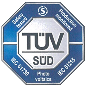 solar-power tuv certificado